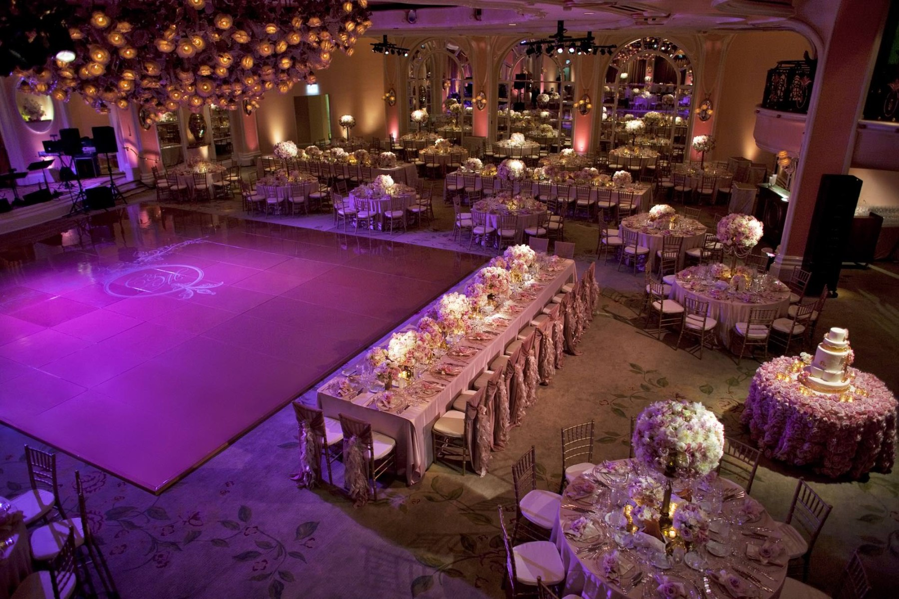 Wedding Beverly Hills Hotel View Full Size Image 1800 1200