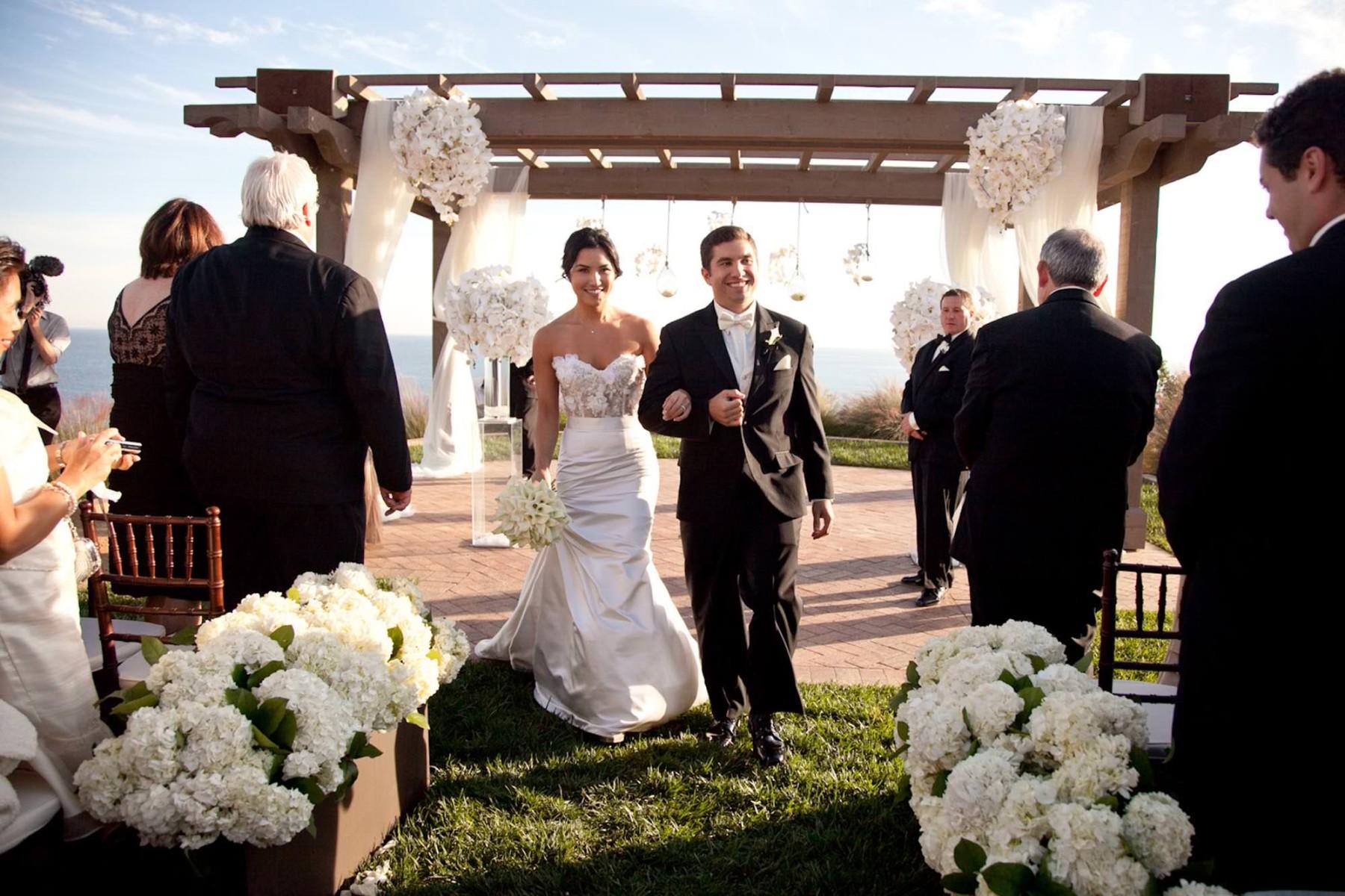 jennifer and mark wedding terranea resort