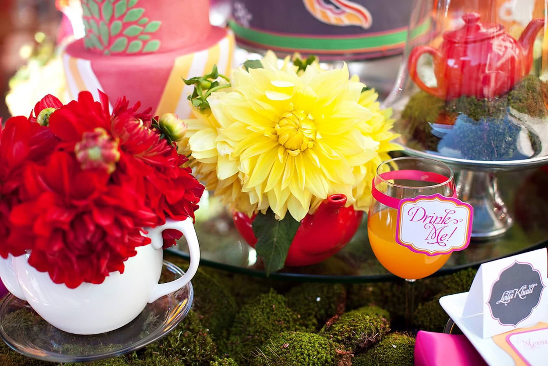 nisies-enchanted-florist-orange-county-Alice-and-Wonderland-event-4