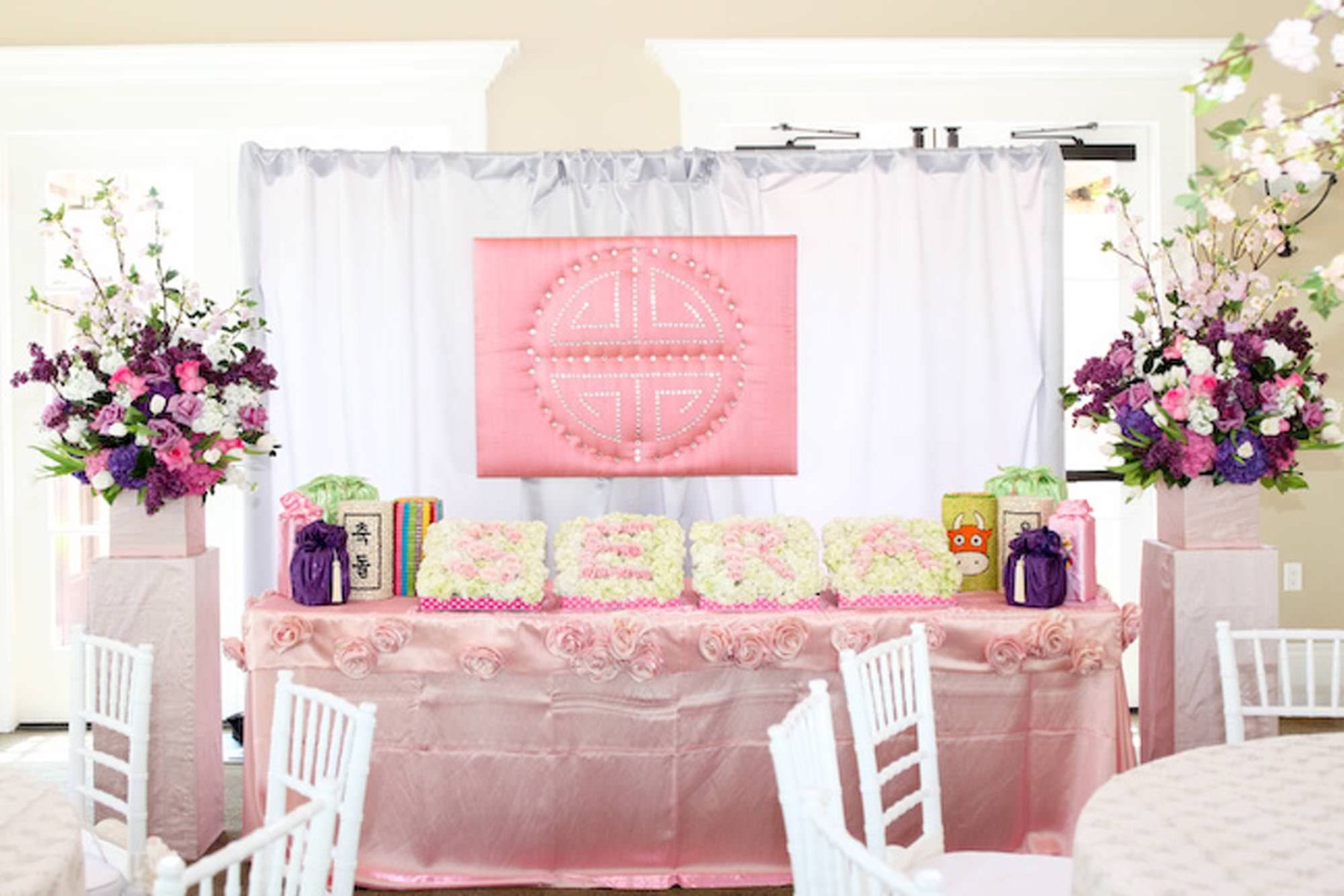nisies-enchanted-florist-orange-county-Sophia-Kim-first-birthday-event-1