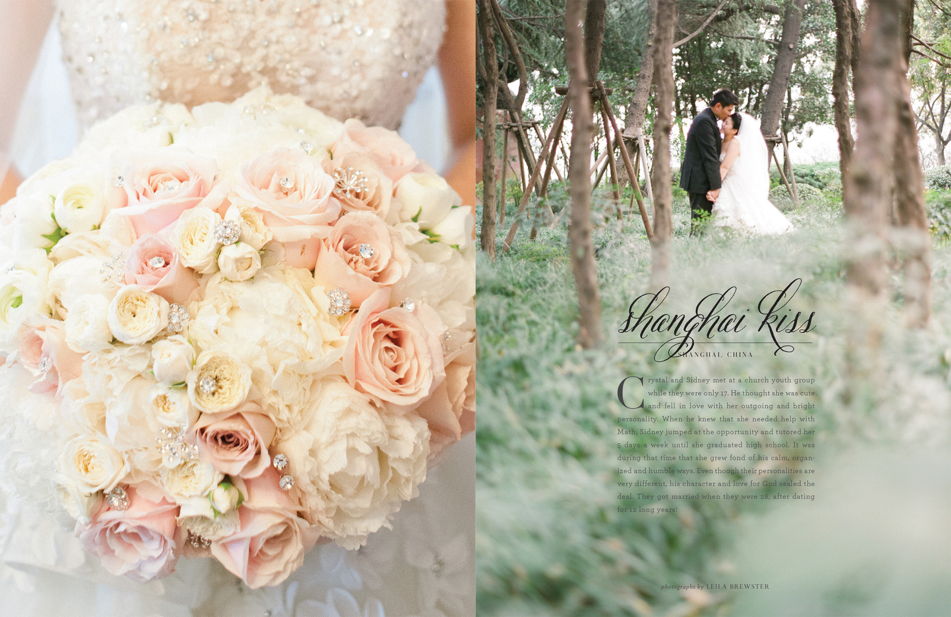 Publications Press Nisie S Enchanted Florist Wedding
