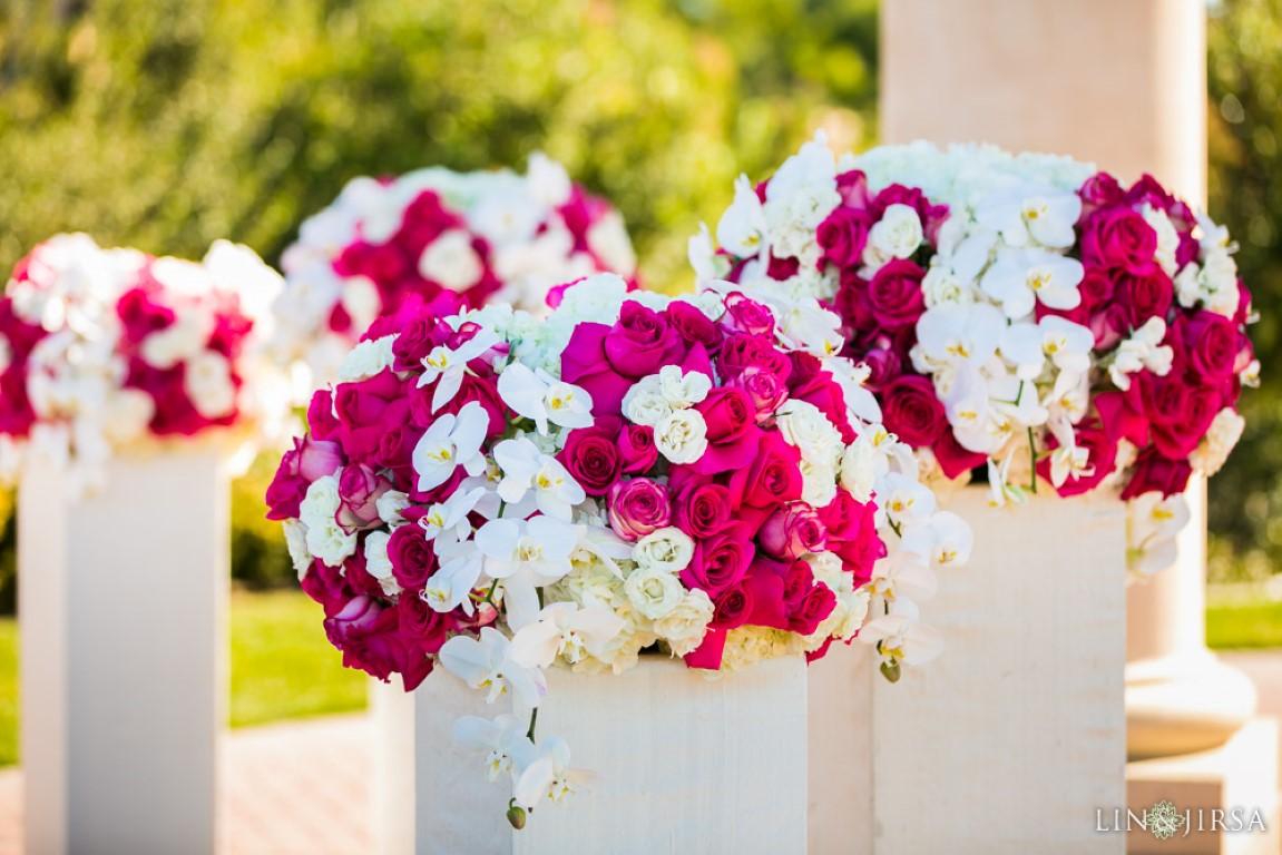 Fuschia And White Wedding Tbrb Info
