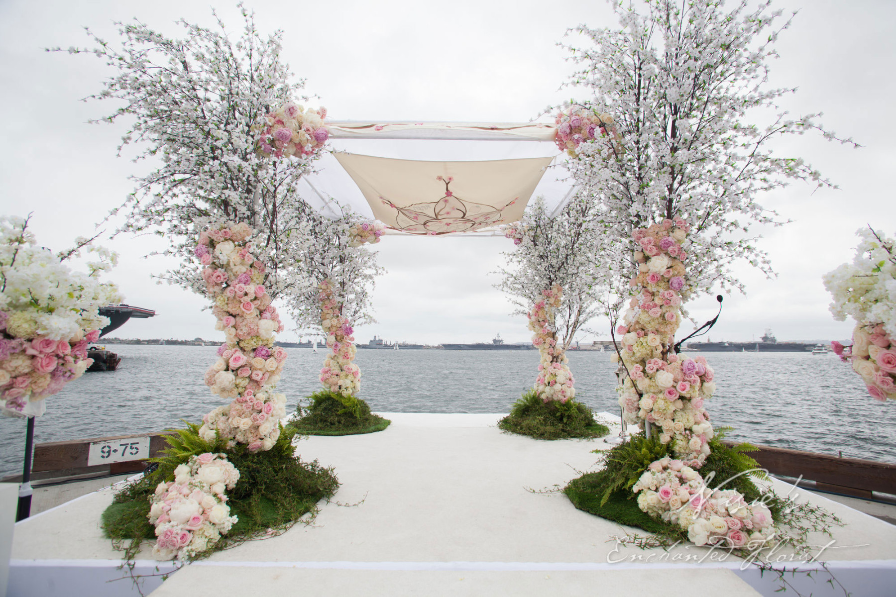 Jose's Wedding – Port Pavilion – Nisie's Enchanted – wtrmrkd (2)