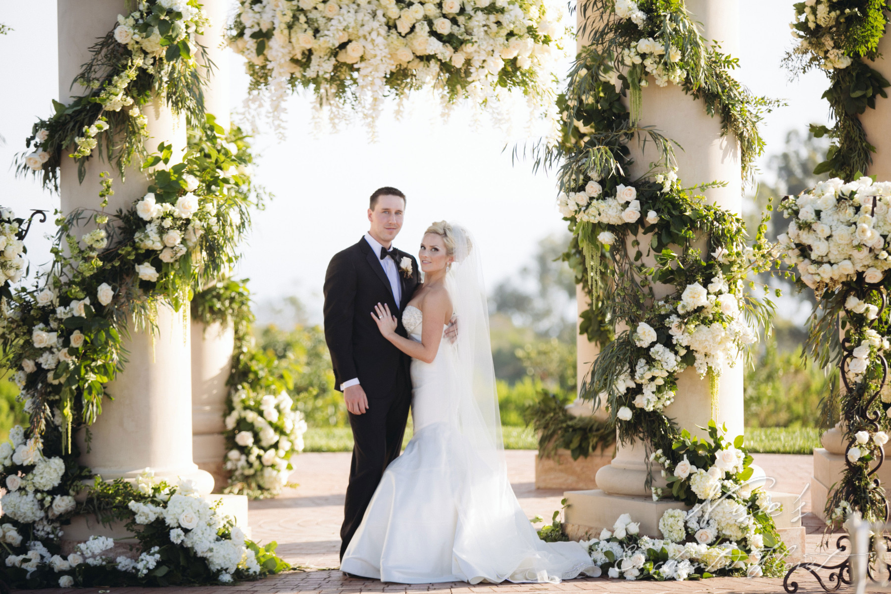 Stephanie Wedding – Pelican Hill – Nisie's Enchanted – wtrmrkd (4)