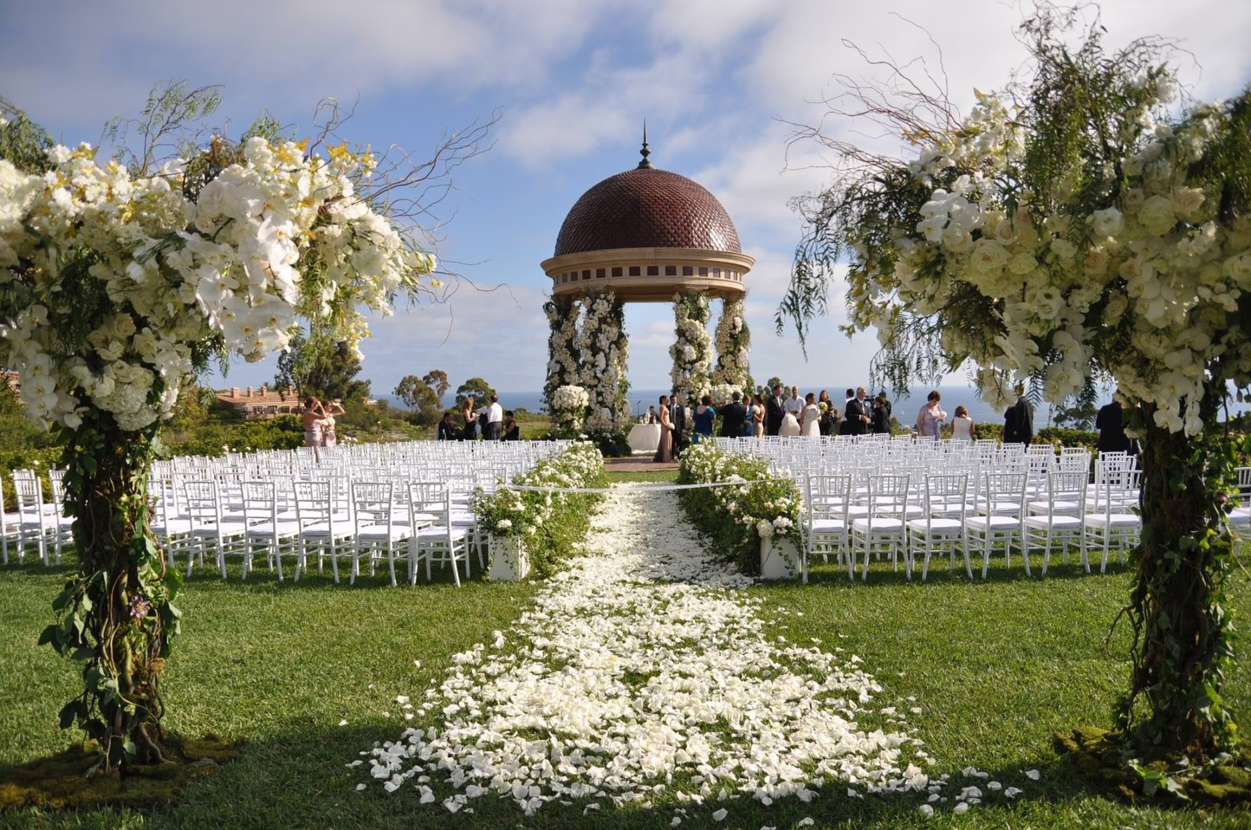 Photos By Mike Colon Nisie S Enchanted Florist Wedding In Orange County California